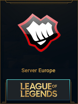 Riot Points Europe Server