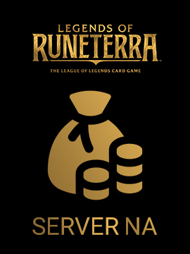 Legends Of Runeterra Coins NA